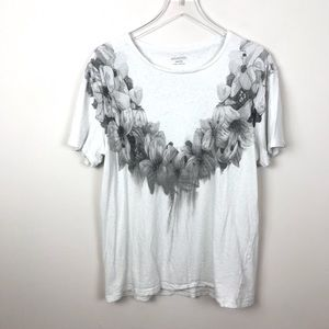 ALL SAINTS | Floral Print Tshirt
